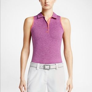 Nike Golf tour performance Top